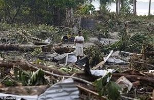 Foto tsunami Mentawai